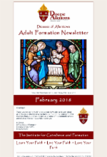 February 2018 Adult Formation Newsletter