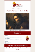 July 2018 Adult Formation Newsletter