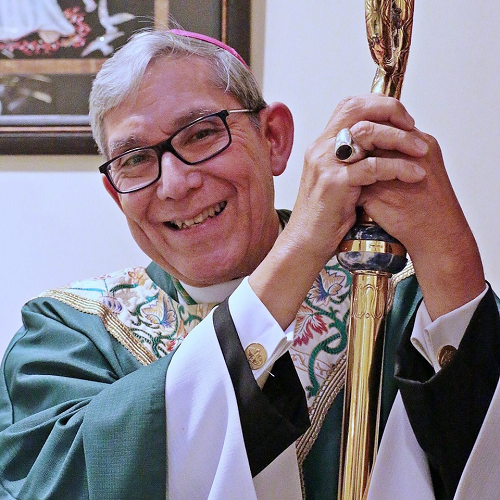 The Most Reverend Octavio Cisneros