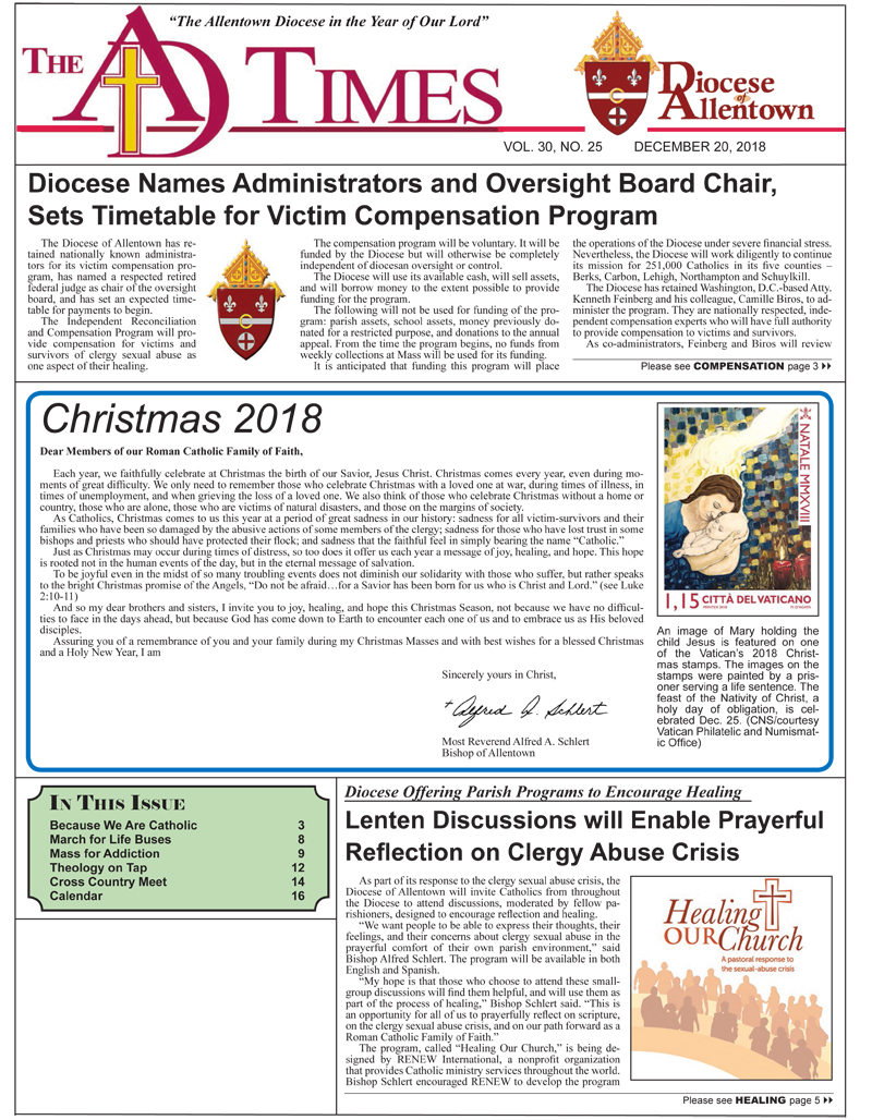 AD Times for December 20