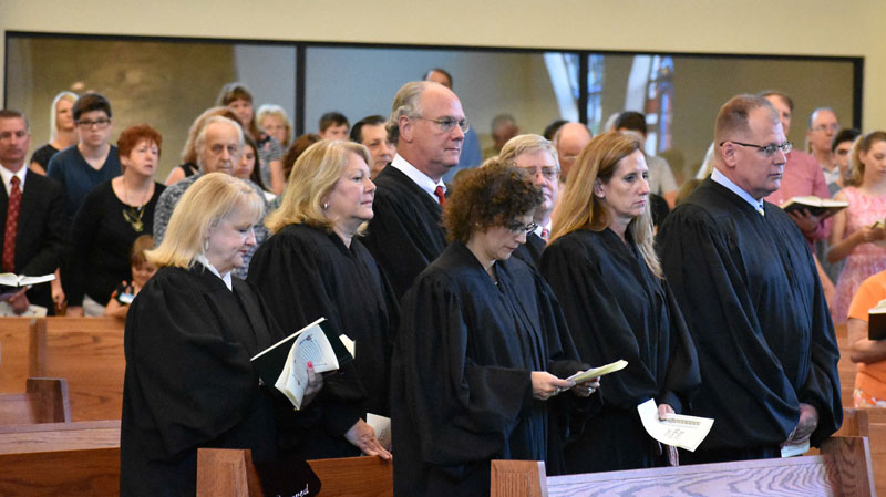 Legal Community Gathers in Berks County for Annual Red Mass