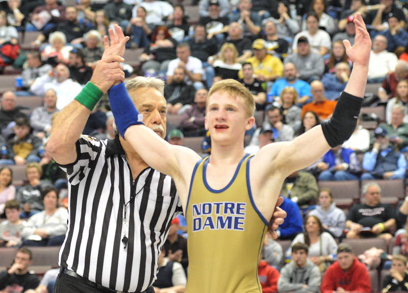 Bethlehem Catholic, Notre Dame Take Medals, Championships
