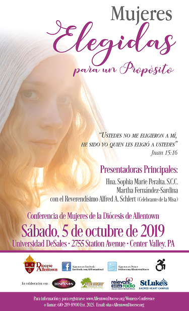 Women's Conference Spanish Flyer (PDF)