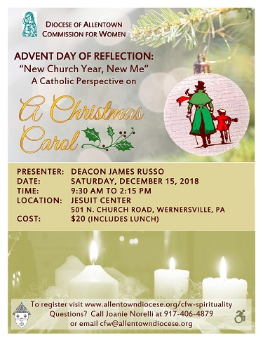 Advent Day of Reflection FLyer (PDF)