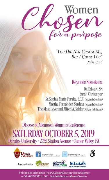 Women's Conference Flyer (PDF)