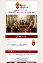 June 2019 Adult Formation Newsletter