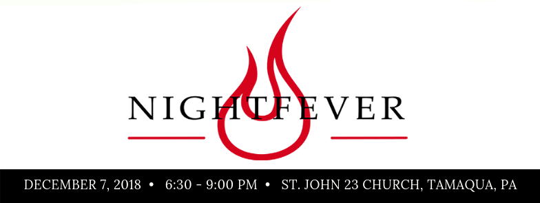 An evening of Eucharistic Adoration