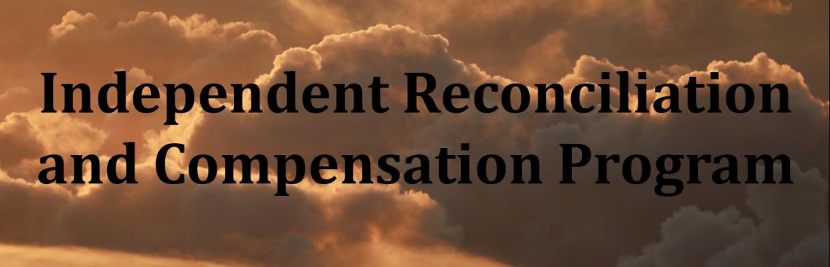 Independent Reconciliation and Compensation Program